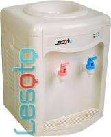 Кулер для воды настольный «Lesoto 34 TD» white
